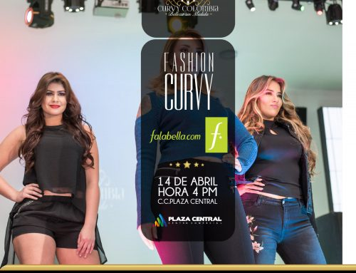 FASHION CURVY FALABELLA
